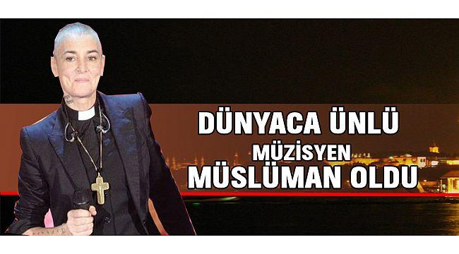 Dünyaca ünlü müzisyen müslüman oldu.