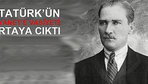 Atatürkün Diyanet'ten isteği yıllar sonra ortaya cıktı.