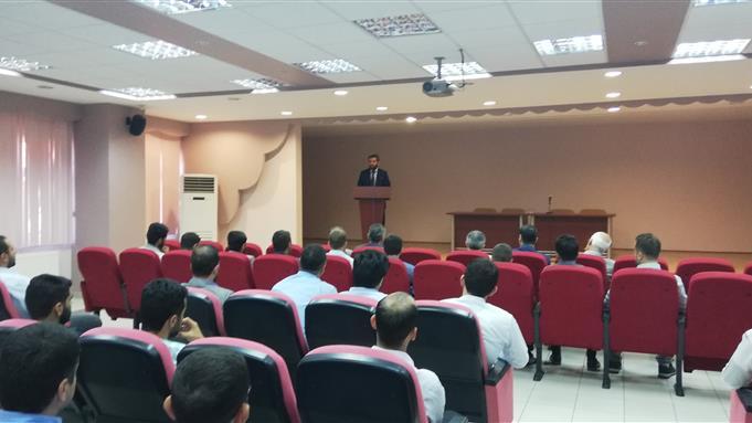 Elazığ Eğitim Merkezinde 24 Eylül-02 Kasım 4b/sözleşmeli Imam Hatipler Mesleğe Hazırlık Eğitimi Başladı