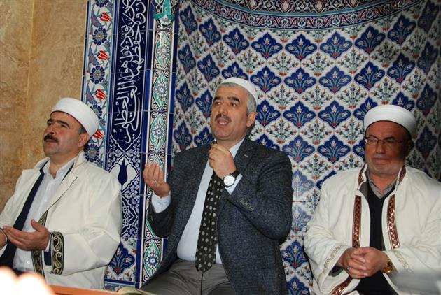 Bitlis'de üç Aylar Ve Regaib Kandili Dualarla Ihya Edildi.