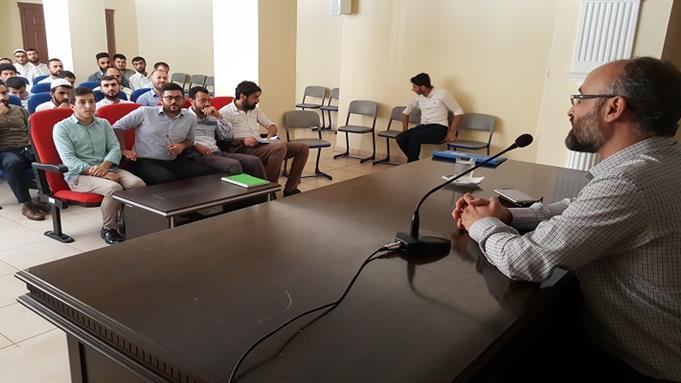 Şanlıurfa eğitim merkezi Başkanlığımız Din Işleri Yüksek Kurulu Uzmanı Dr. Mustafa Bülent Dadaş Eğitim Merkezi Müdürülüğümüzü Ziyareti