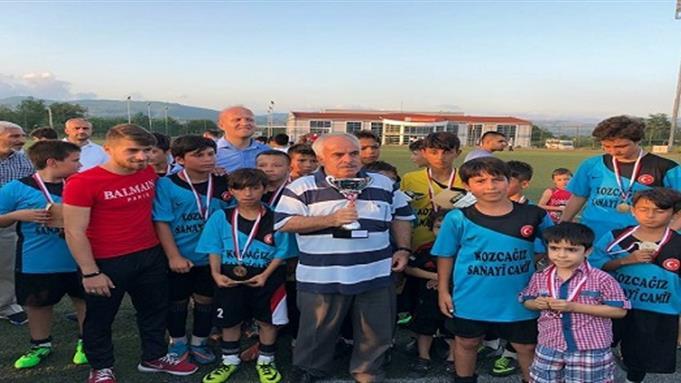 Bartın'da Futbol Turnuvası