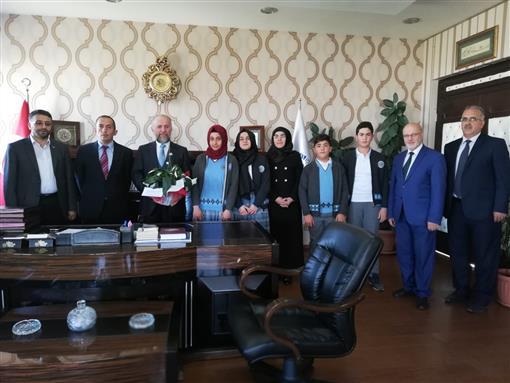 Erzurum Müftülüğü Camiler Ve Din Görevlileri Haftası Münasebetiyle Gerçekleştirilen Ziyaretler