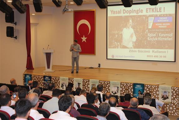 Osmaniye Müftülüğü Camiler Ve Din Görevlileri Haftası Konferansı