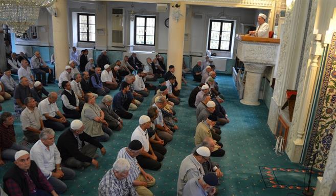 """Denizli'de """"camiler Ve Din Görevlileri Haftası"""" Açılış Programı Yapıldı"""