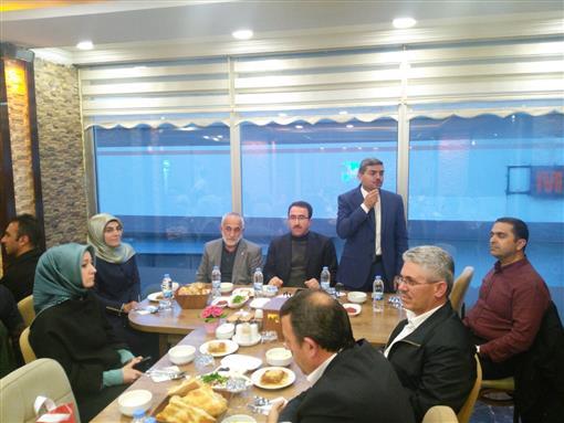 Erzurum Müftülüğü iftar programı