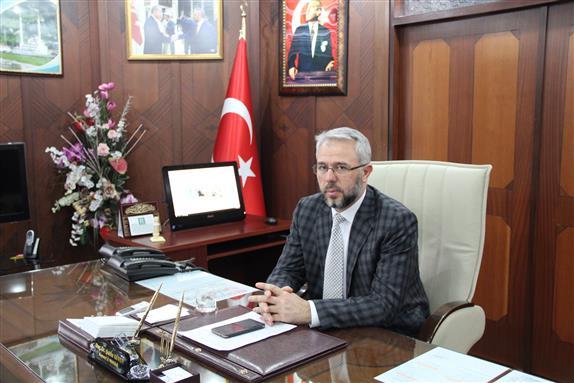 Kayseri il müftümüz doç. dr. şahin güven'in ramazan bayramı mesajı