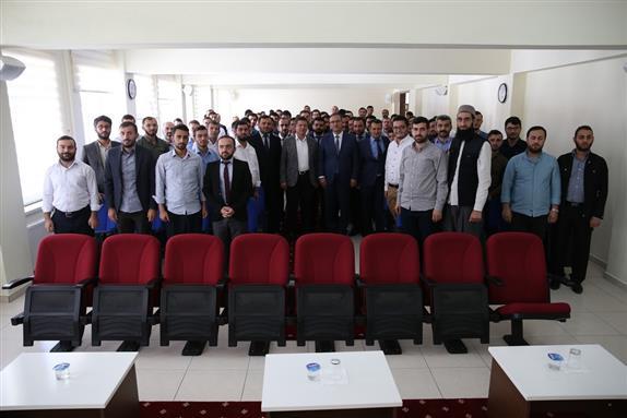 Denizli Eğitim Merkezi Merkezefendi Belediye Başkanı Muhammet Subaşıoğlu Müdürlüğümüzü Ziyaret Etti.
