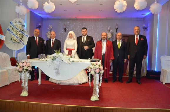 Osmaniye Müftülüğünde ilk resmi nikah töreni