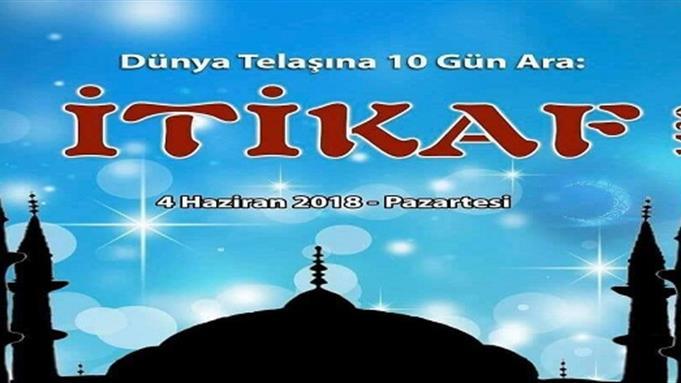 Zonguldak Müftülüğü ramazan'ın son 10 günü: itikaf