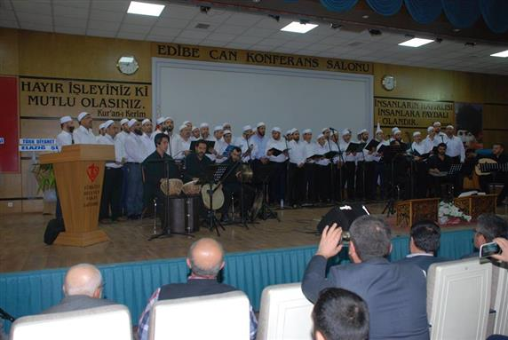Elazig Eğitim Merkezinde tashih - i huruf mezuniyet 30.03.2018