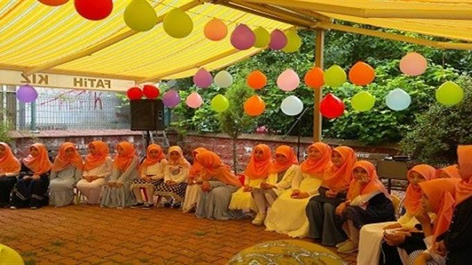 Bartin Müftülüğü yaz kur'an kursları açılış programı yapıldı