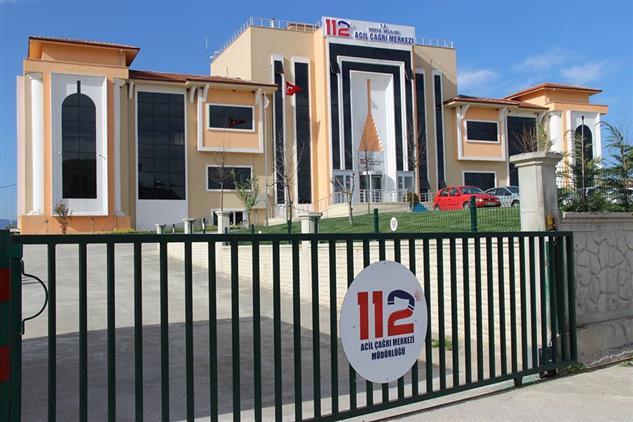 Duzce'de 112 Iletişim Merkezine Müftülüğümüzden Destek.