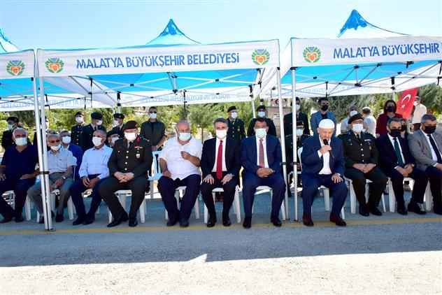Malatya'da 15 Temmuz Demokrasi Ve Milli Birlik Günü Anma Programları