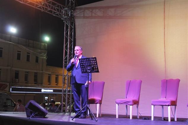 Kilis'de 15 Temmuz Hain Darbe Girişiminin 4'üncü Yıl Dönümü
