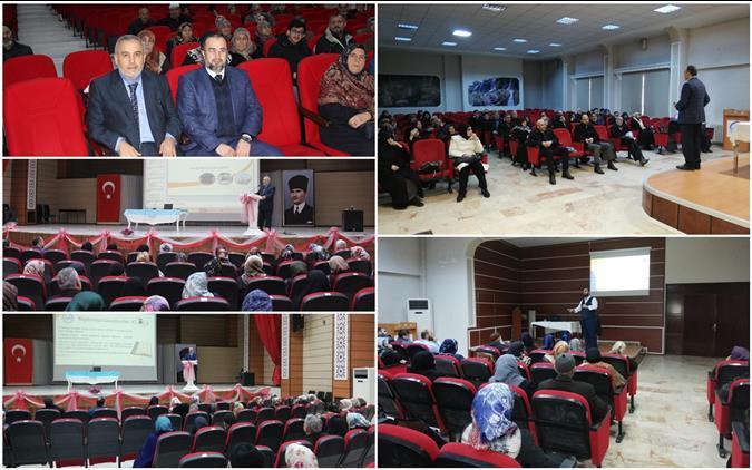Erzincan'da 2019-2020 Yılı 4. Dönem (yarıyıl Umresi)bilgilendirme Seminerleri Sona Erdi