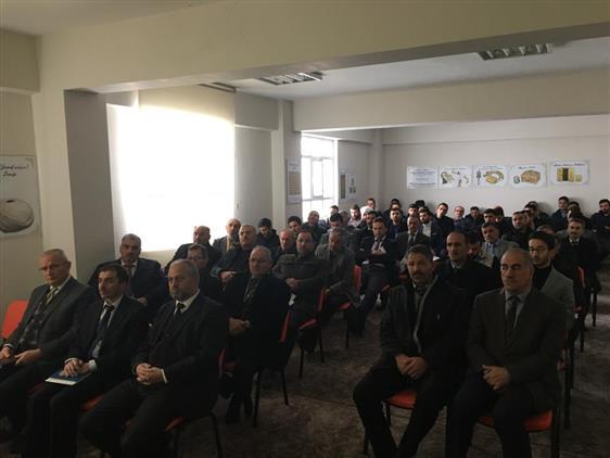 Ardahan'da 2019 Yılı Aralık Ayı Aylık Mutat Toplantısı Yapıldı