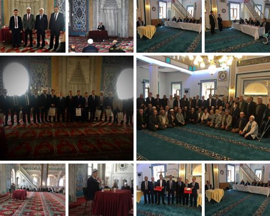 Antalya'da 2019 Yılı Camiler Ve Din Görevlileri Haftası Yarışmaları