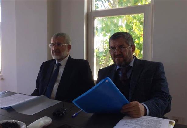 Antalya'da 2019 Yılının Son Ilçe Müftüleri Toplantısı Aksu Ilçesinde Gerçekleştirildi