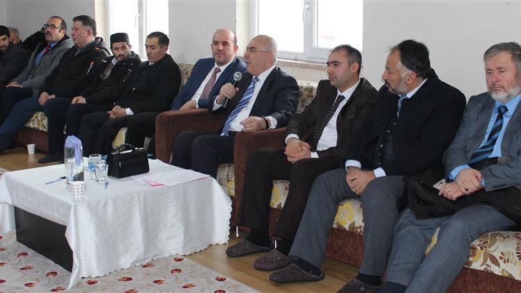 Bilecik'de 2020 Ocak Ayı Din Görevlileri Toplantısı Yapıldı