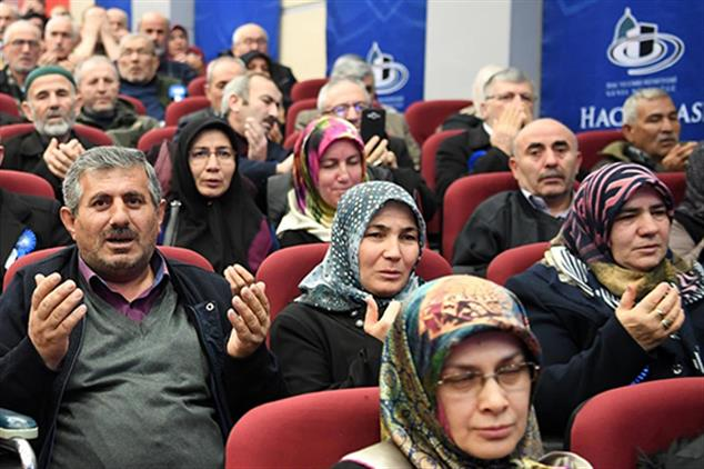 Rize'de 2020 Yılı Hac Kuraları çekildi