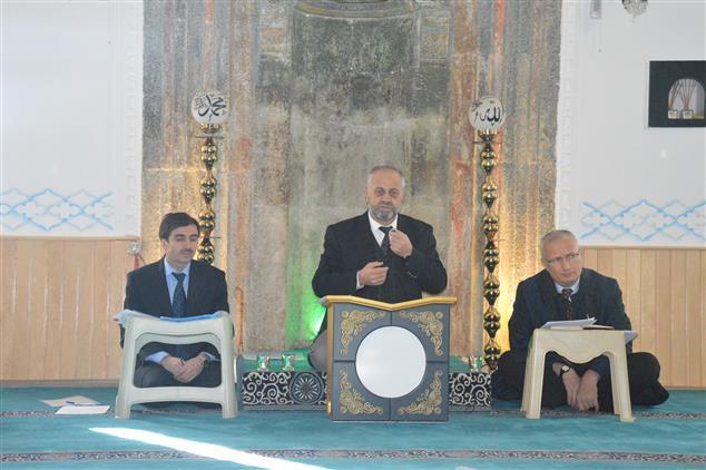 Ardahan'da 2020 Yılı Ocak Ayı Aylık Mutat Toplantısı Yapıldı