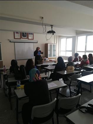 Balikesir'da 'huzur Ailede Başlar' Projemiz Başladı