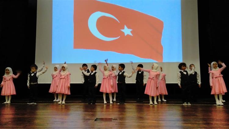 Kırsehir'de 4-6 Yaş Grubu Kur'an Kursu Yıl Sonu Etkinlikleri Yapıldı.