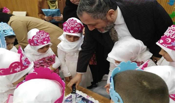 Bingol'de 4-6 Yaş Grubu Miniklerin Yıl Sonu Etkinlikleri