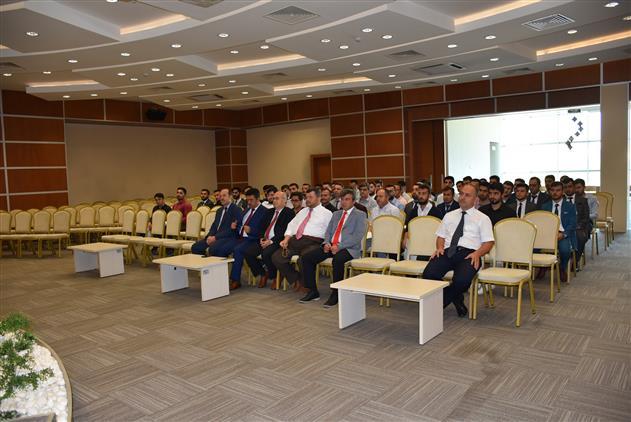 Manisa Eğitim Merkezi4/b Sözleşmeli Personele Yönelik Mesleğe Hazırlık Eğitim Kursu Başladı.