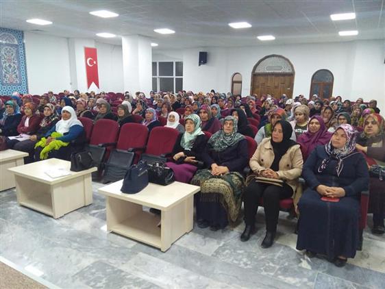 İmamoğlu'da 8 Mart Dünya Kadınlar Günü