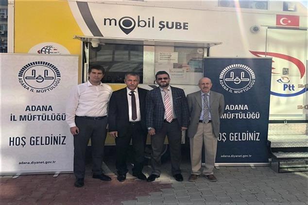 Adana Il Müftülüğü Hac Ve Umre şubesinden Büyük Hizmet