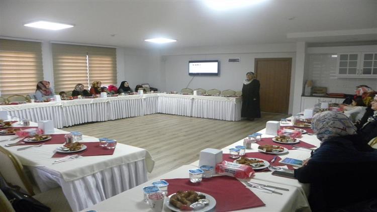 """Antalya'da Adrb Bürosundan """" Huzur Dersleri"""" Düzenlendi"""