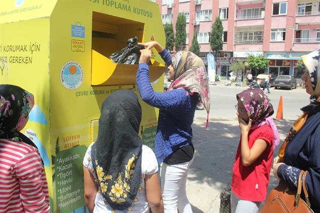 Mersin'de Adrb Projesi Ile öğrencilerin Gerçekleştirdikleri Iyilik Hareketi Dönütleri Alındı