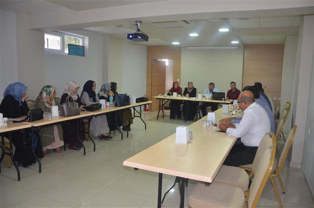 Antalya'da Adrb Toplantıaile Ve Dini Rehberlik Büroları Koordinatörleri Kasım Ayı Toplantısı Yapıldı