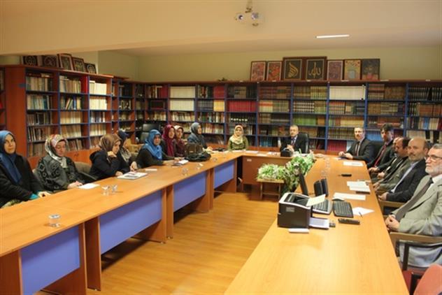 Çorum'da Adrb Ve Irşad Faaliyetleri Haftalık Toplantısı Yapıldı