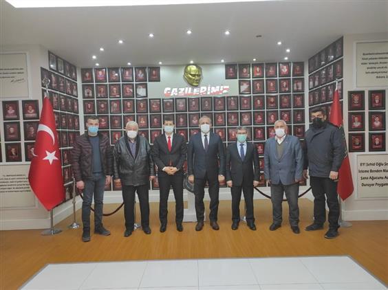 Afyonkarahisar Il Müftülüğümüzce 18 Mart çanakkale şehitlerini Anma Ziyaretleri Gerçekleştirildi.