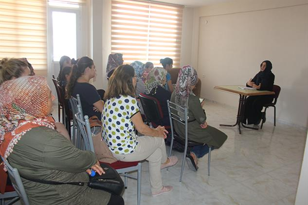 Mersin'de Aile Destek Merkezi 3' De Seminer Gerçekleştirildi