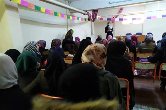 """Şanlıurfa'da """"aile Eğitim Konferansları"""" Projesi"""