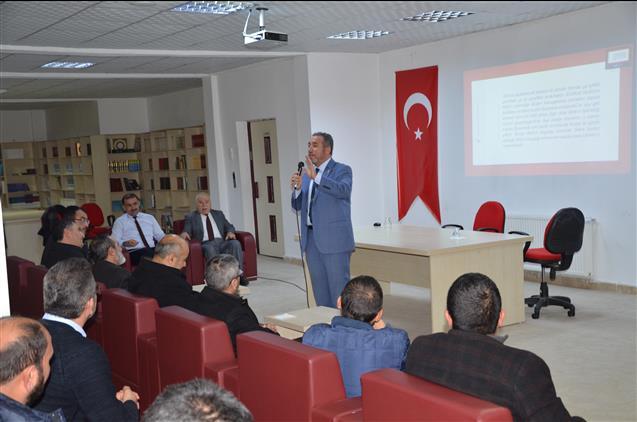 """Nevşehir'de """"ailemde Merhamet Istiyorum"""" Din Görevlilerine """"temel Aile Bilinci Eğitimi"""" Verildi"""