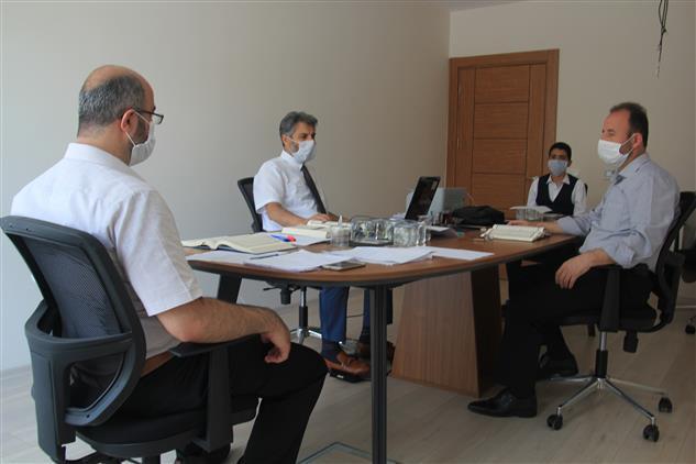 Ankara Müftülüğü 2020 Yılı ıı. Dönem Hafızlık Tespit Sınavı Başladı