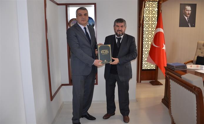 Antalya Tapu Ve Kadastro Vı. Bölge Müdüründen Veda Ziyareti
