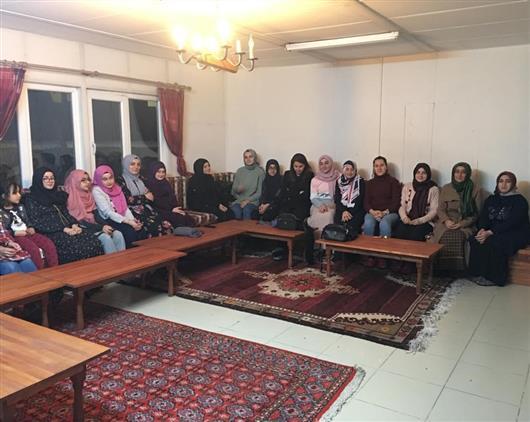 Ardahan Merkez Yatılı Kız Kur'an Kursuna Ziyaret