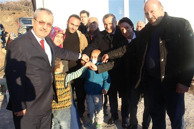 Tokat'da Artık Onların Da Bir Evi Var