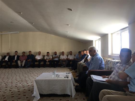Bilecik'de Ağustos Ayı Din Görevlileri Toplantısı Yapıldı