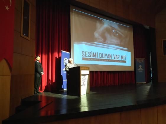 Bartın'da Bağımlılıkla Mücadele Konferansı Düzenlendi