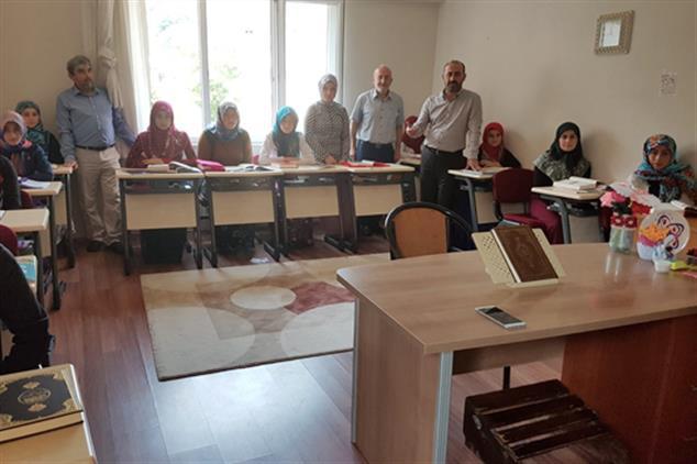Batumlu öğrencilere Giresun'da Yaz Kursu