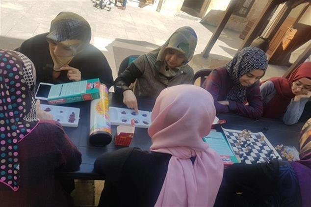 """Gaziantep'de """"bilge Hatunlar Mutfakta"""" Etkinliği Başladı"""