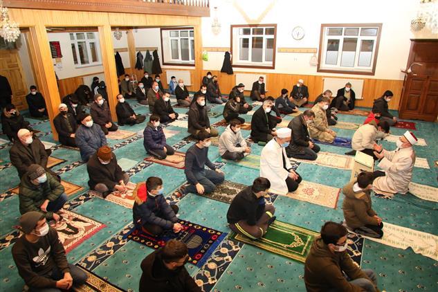 """Sivas'ta Bir Süre Ara Verilen """"camide Ol'mak"""" Programına Yeniden Başlandı"""