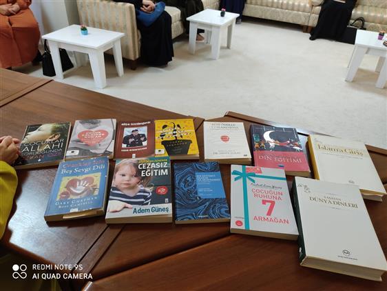 Yalova'da Biz Bize Okuruz Projesi